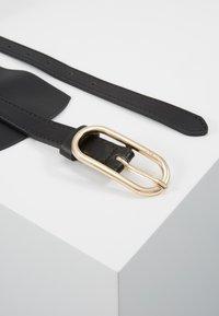 Inyati - WAIST BELT EXTRA WIDE - Waist belt - black - 2