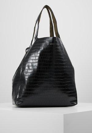 THEA - Handbag - black