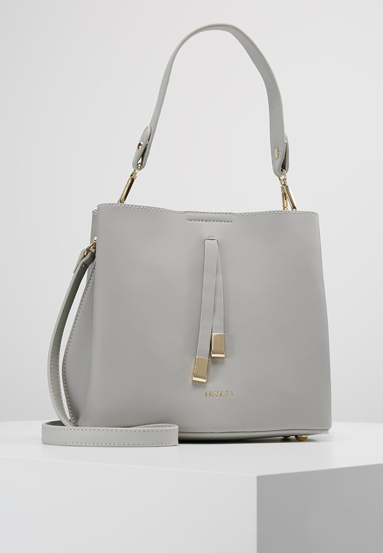 Inyati - CLÉO - Handbag - light grey