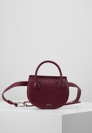 JACQUIE - Bum bag - plum