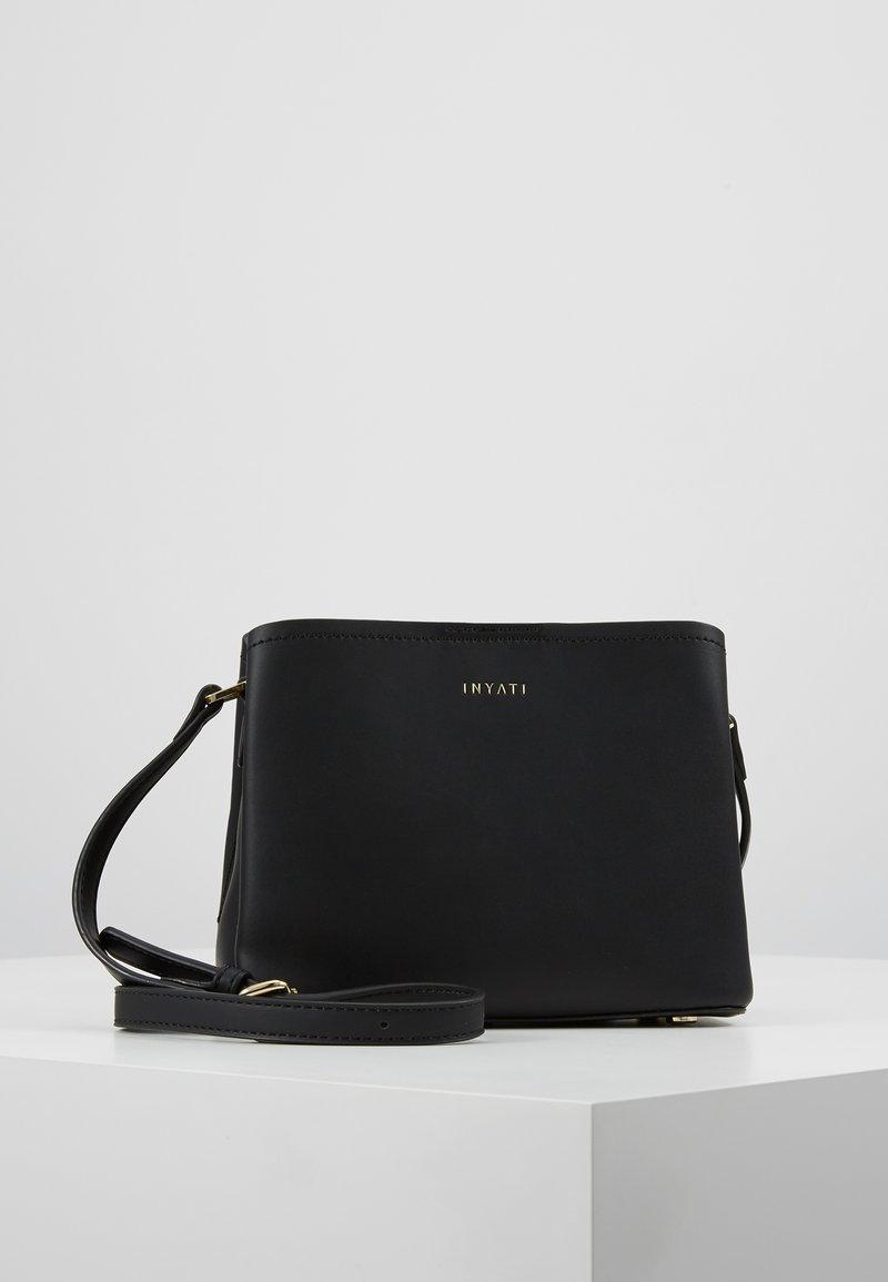 Inyati - LÉA - Schoudertas - black