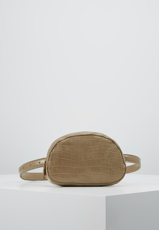 MILA - Bum bag - beige