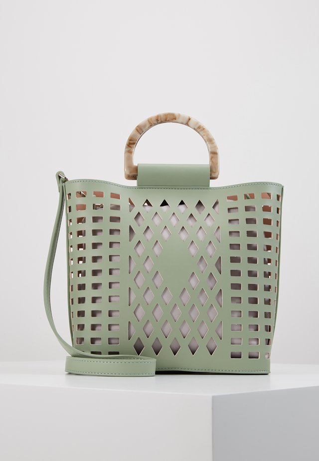 DEMI - Handbag - mint