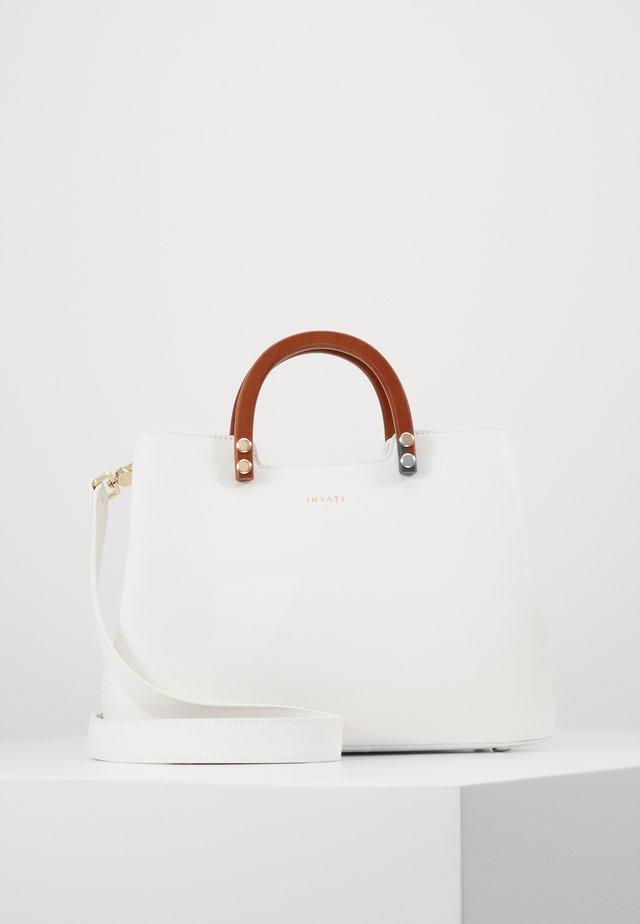 INITA - Käsilaukku - weiß