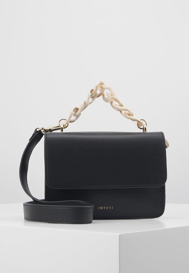 AMBER - Käsilaukku - black