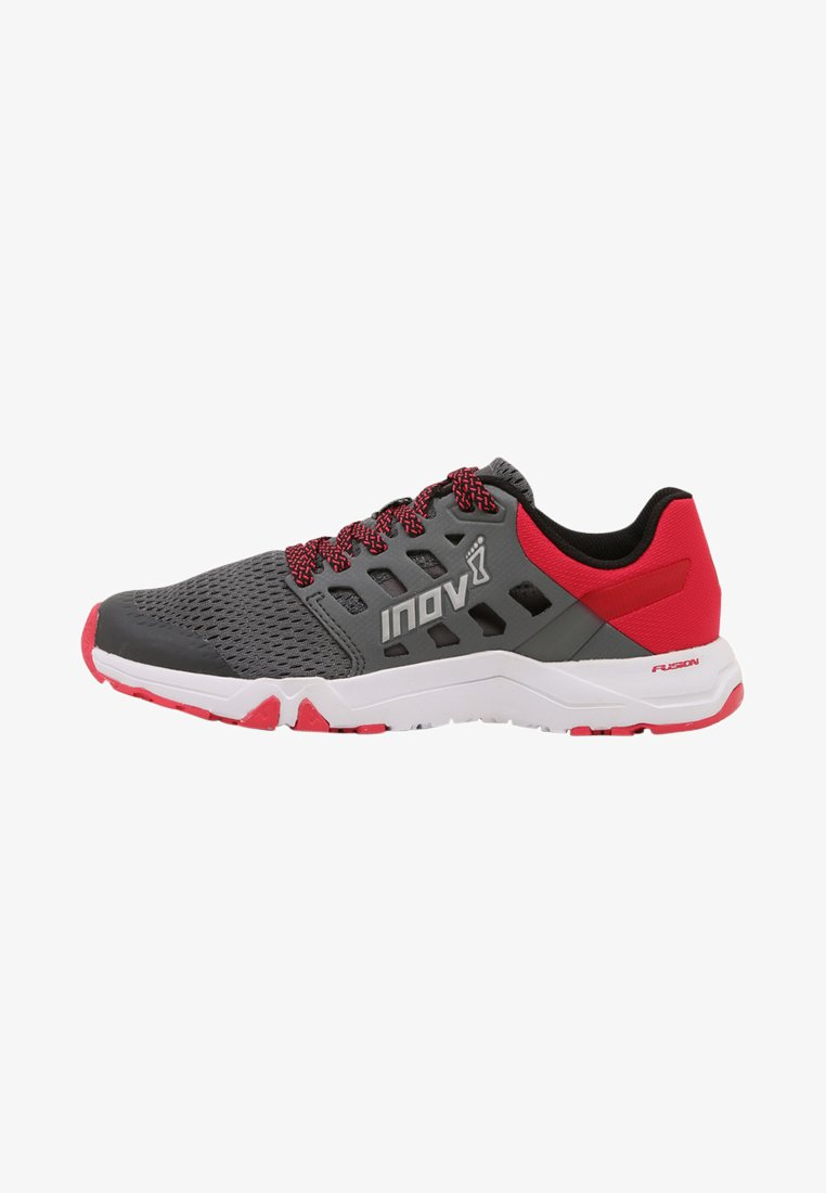 Inov-8 - ALL TRAIN 215 - Sports shoes - grey/pink