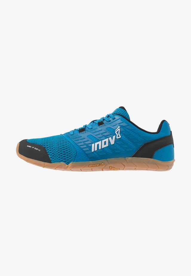 BARE XF 210 - Sports shoes - blue/gum