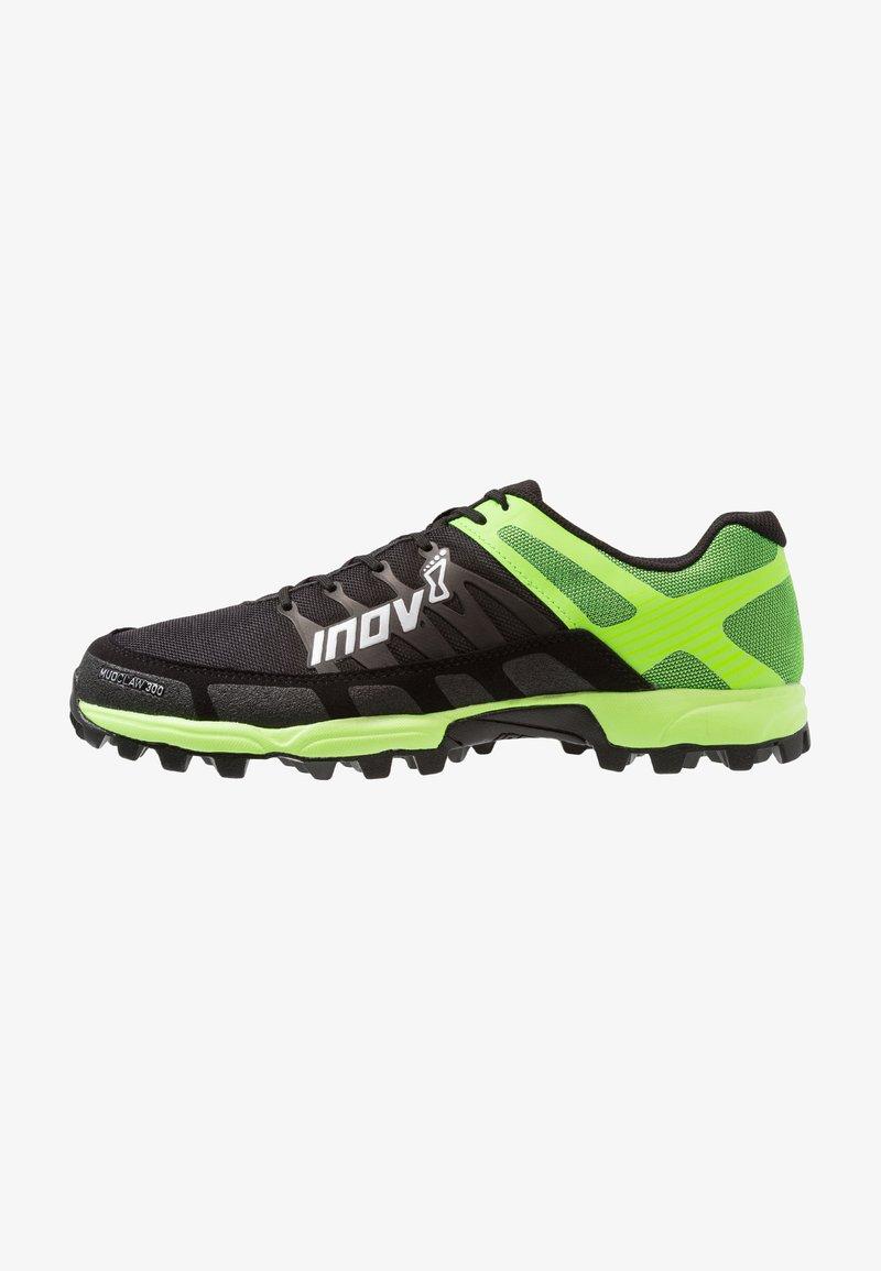 Inov-8 - MUDCLAW 300 - Běžecké boty do terénu - black/green
