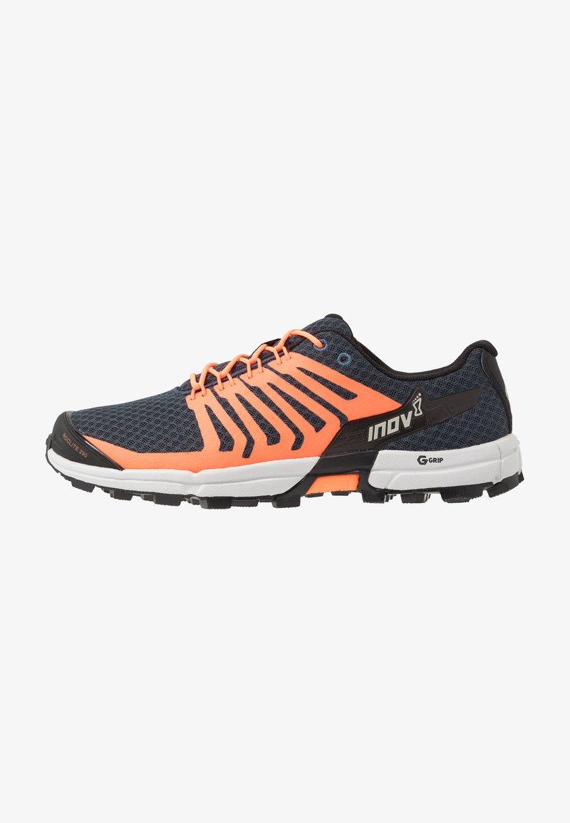 Inov-8 - ROCLITE G 290 - Chaussures de running - navy/orange
