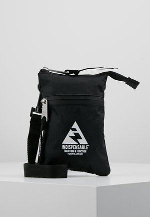 NECKPOUCH - Across body bag - black