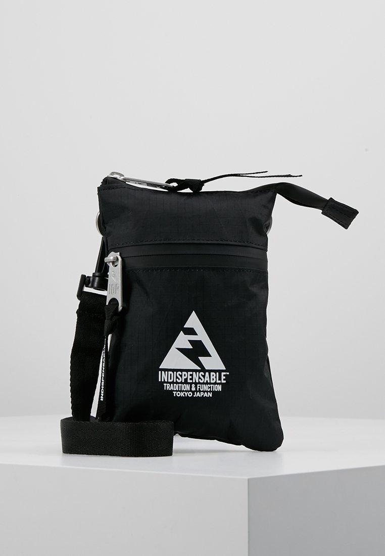 Indispensable - NECKPOUCH - Across body bag - black