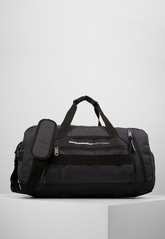 JAM PACK DUFFEL BAG - Reisetasche - black
