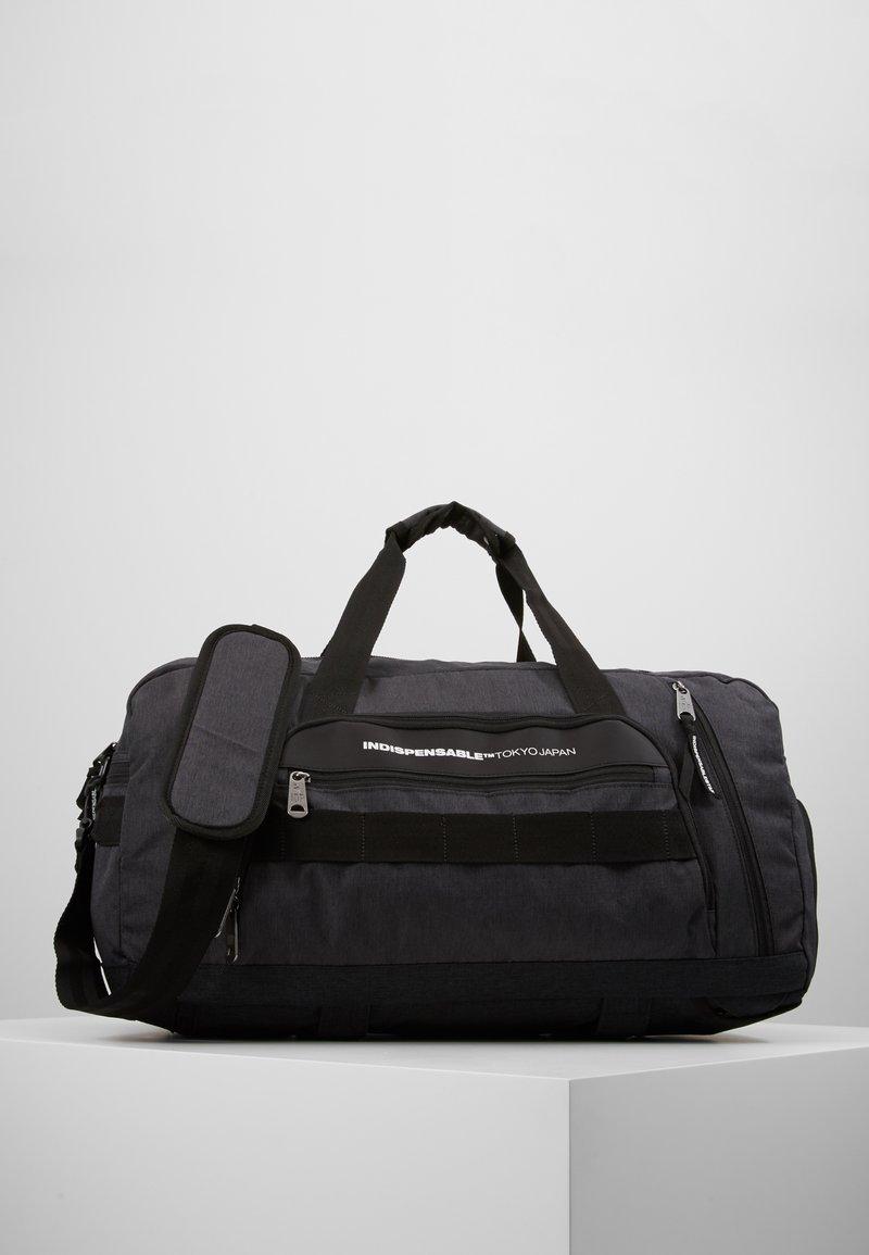 Indispensable - JAM PACK DUFFEL BAG - Holdall - black