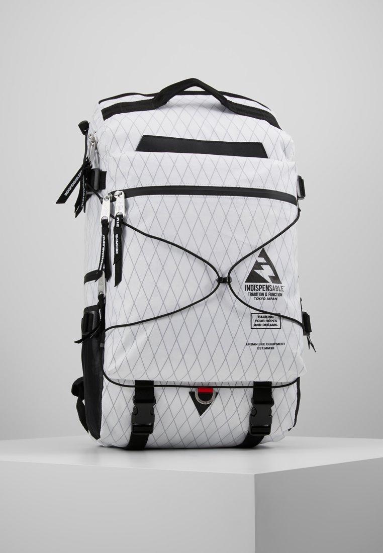 Indispensable - BACKPACK BUSTLE  - Rygsække - white