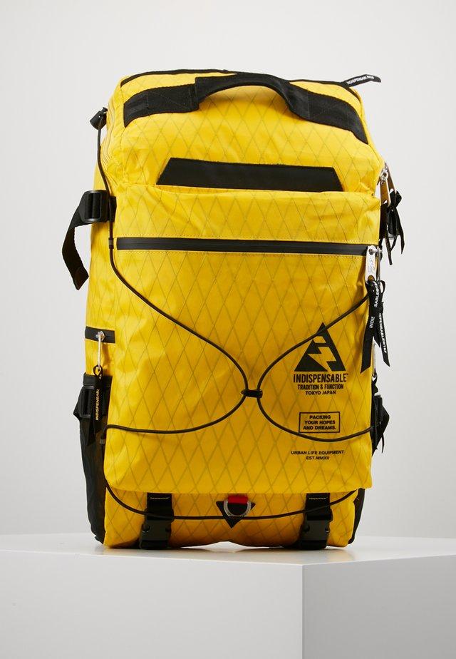 BACKPACK BUSTLE  - Reppu - yellow