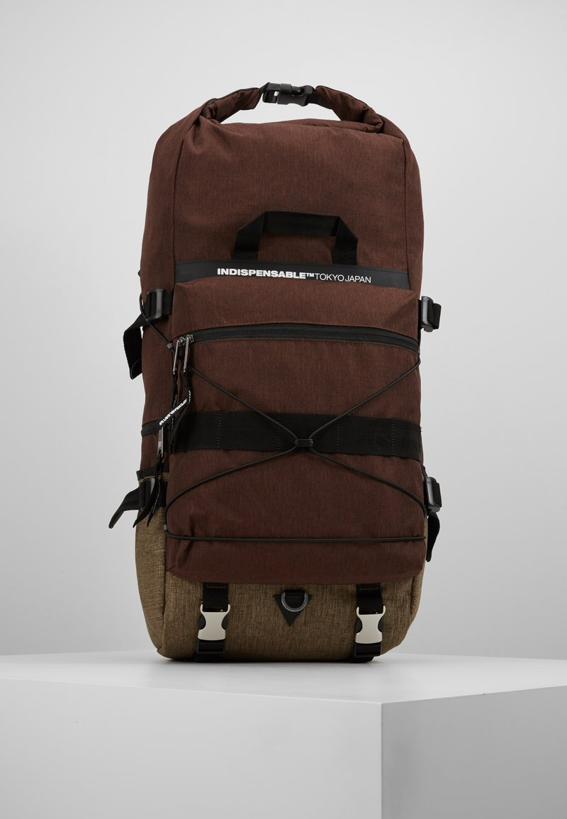 Indispensable - RADD BACKPACK - Sac à dos - brown