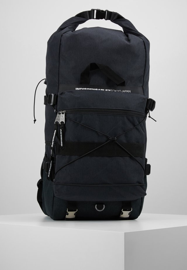 RADD BACKPACK - Ryggsekk - black