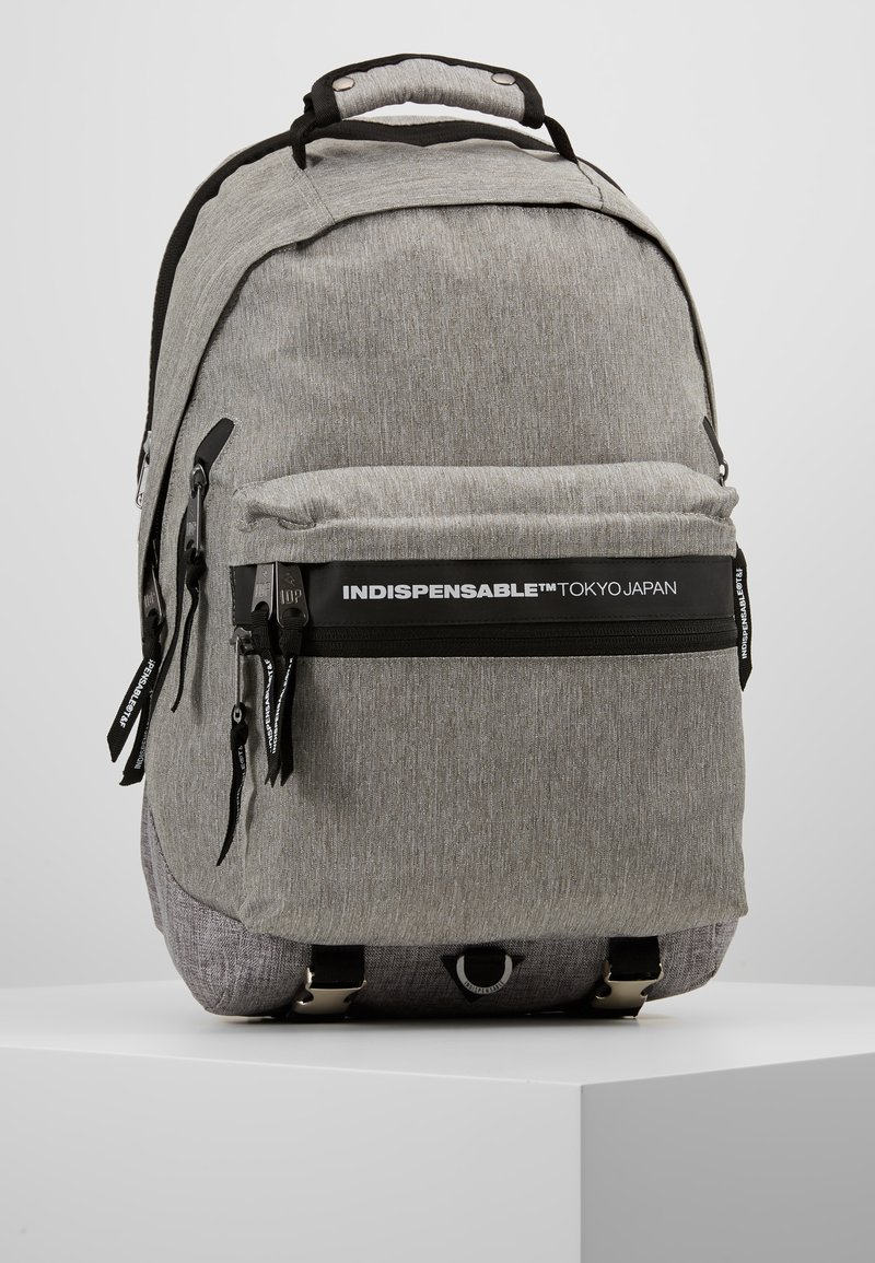Indispensable - FUSION BACKPACK - Tagesrucksack - grey