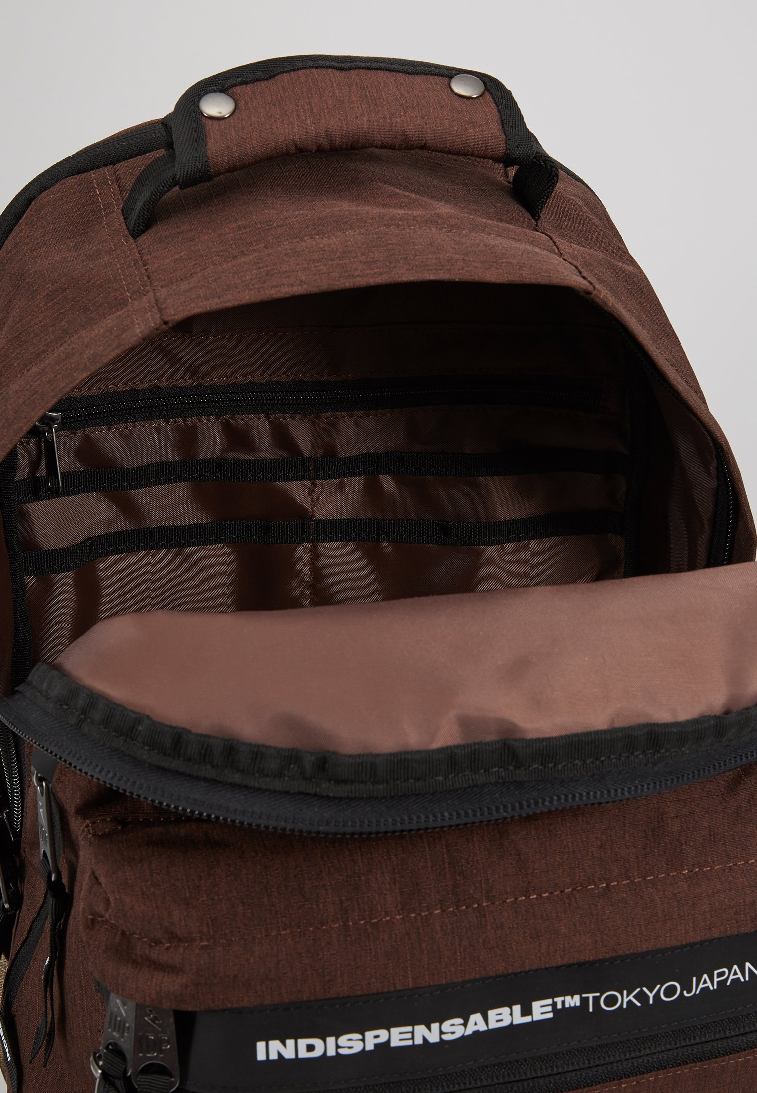 Indispensable FUSION BACKPACK - Zaino - brown