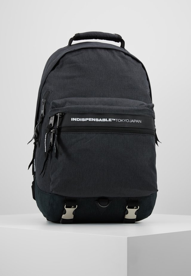 FUSION BACKPACK - Tagesrucksack - black