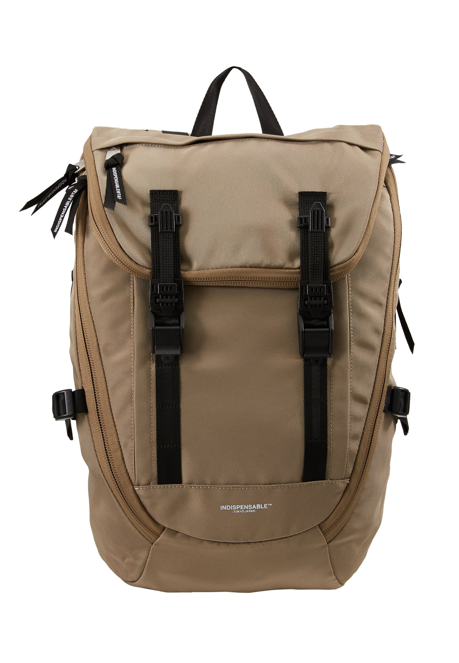 Indispensable BACKPACK FOLK - Zaino - beige