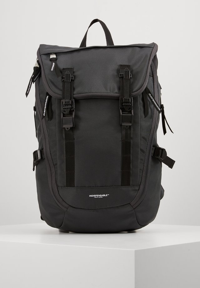 BACKPACK FOLK - Ryggsekk - grey