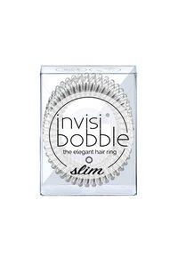 Invisibobble - SLIM HAARGUMMI 2 PACK - Haar-Styling-Accessoires - chrome sweet chrome - 1