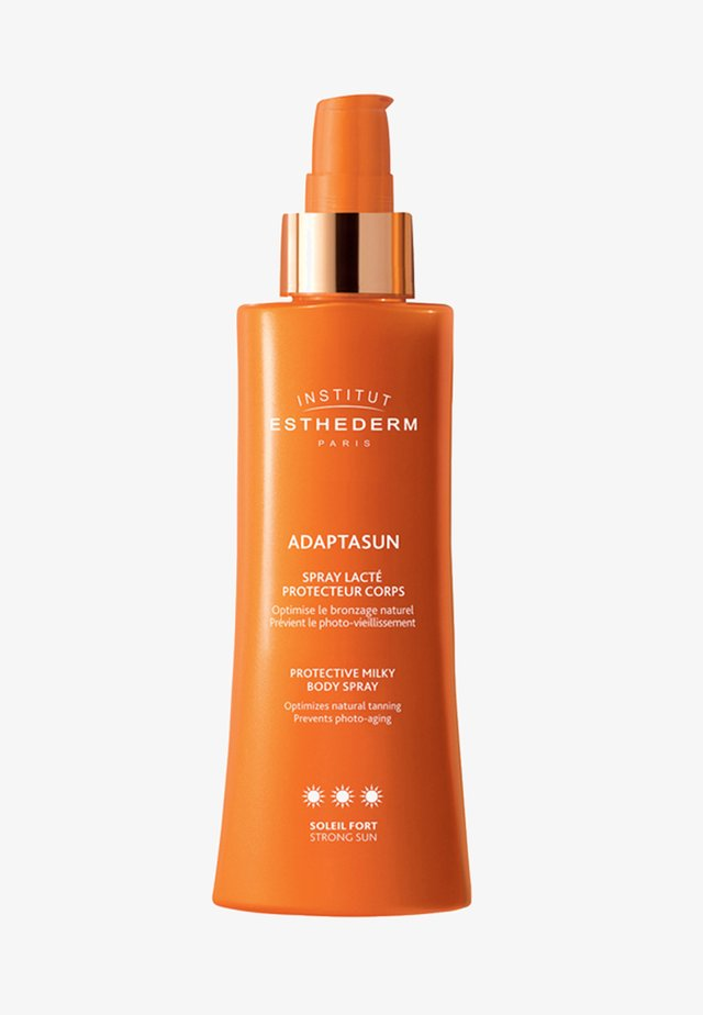 INSTITUT ESTHEDERM ADAPTASUN PROTECTIVE TANNING CARE BODY SPRAY  - Sun protection - white