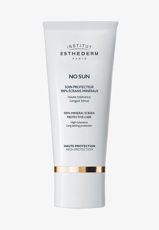 INSTITUT ESTHEDERM NO SUN EXTRA-HIGH PROTECTION CARE FACE CREAM - Sun protection - white