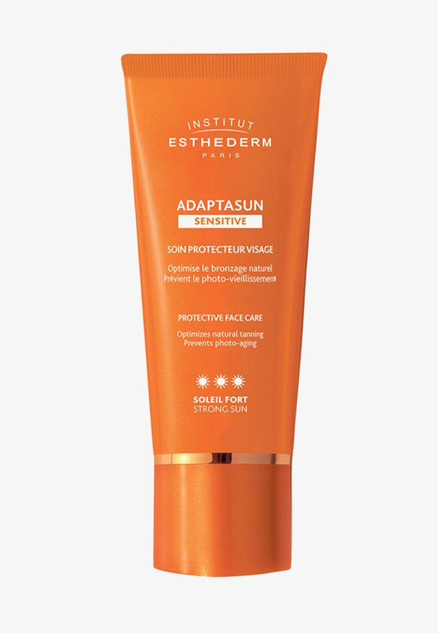 INSTITUT ESTHEDERM ADAPTASUN SENSITIVE SKIN PROTECTIVE TANNING C - Sun protection - white