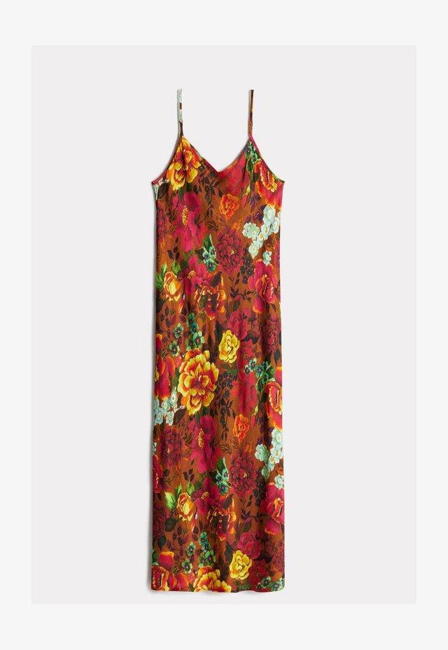 Maxi dress - aufdruck - 403i - st.blooming summer
