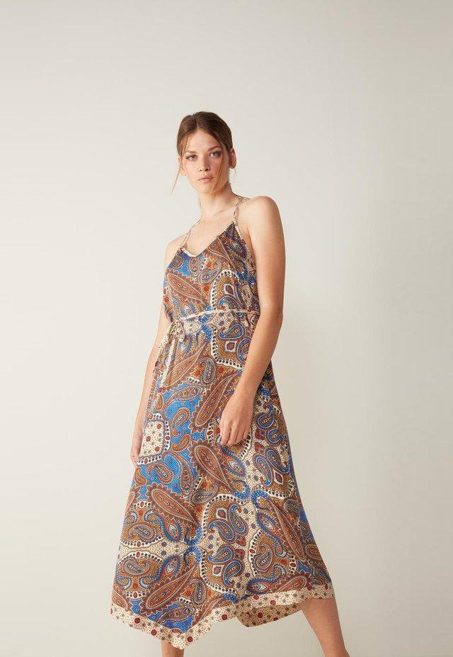 Day dress - aufdruck - 399i - st.indian vibes