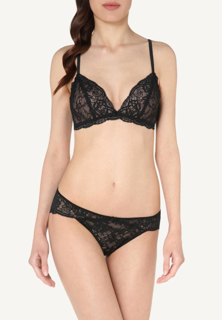 Intimissimi - TIZIANA - Triangle bra - black