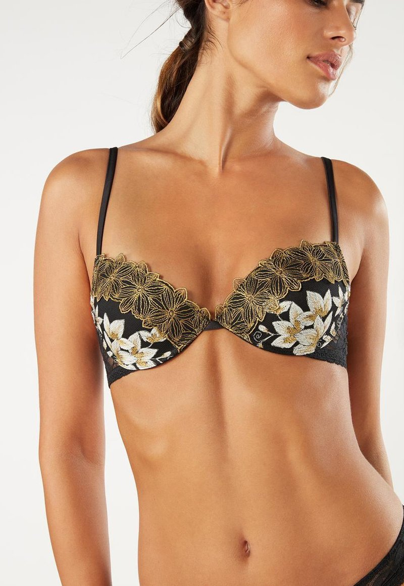 Intimissimi - Push-up BH - black
