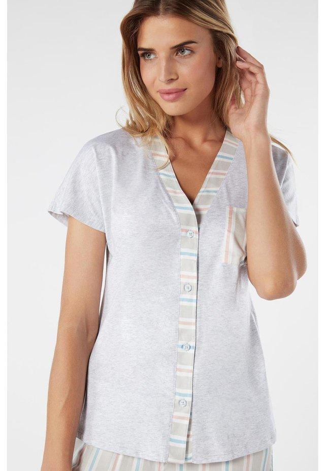 SUPIMA - Nachtwäsche Shirt - grey