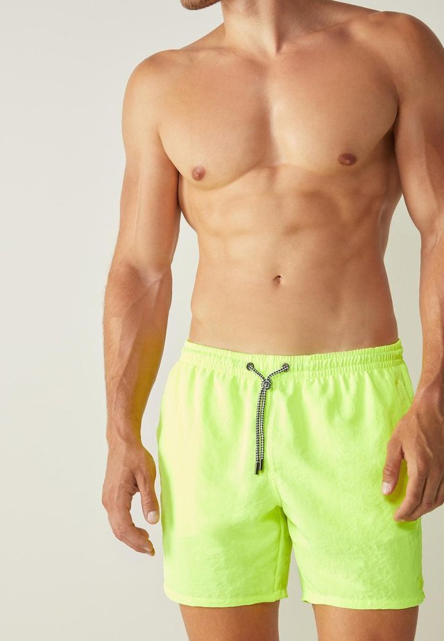 Swimming shorts - gelb - 447i - giallo fluo