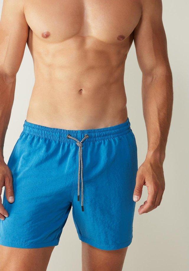 Swimming shorts - blau - 453i - blue longbay