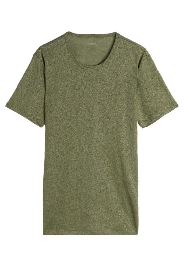 KURZARM - Pyjama top - grün - 481i - verde safari