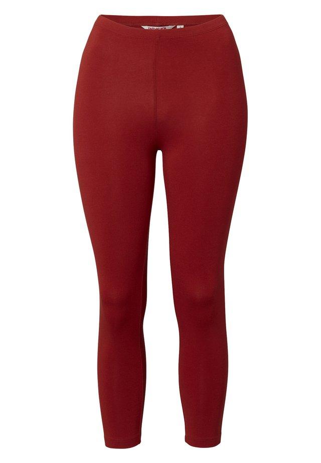 Legginsy - red