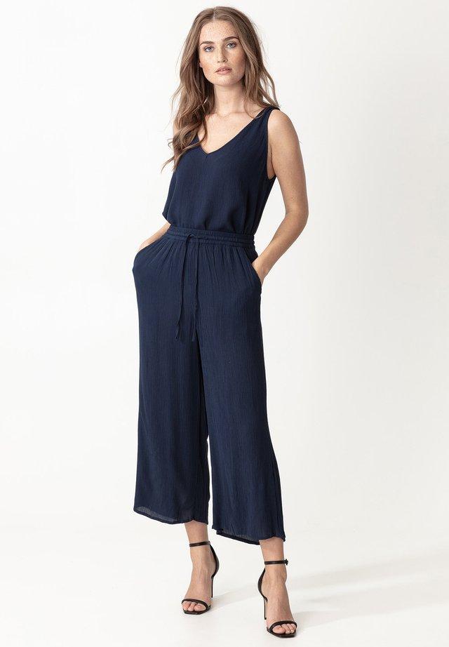 ELSIE  - Pantalon classique - navy