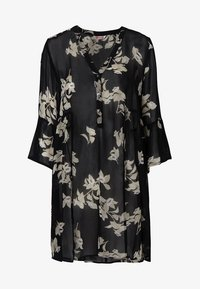 Indiska - ELLIE - Robe d'été - black - 2