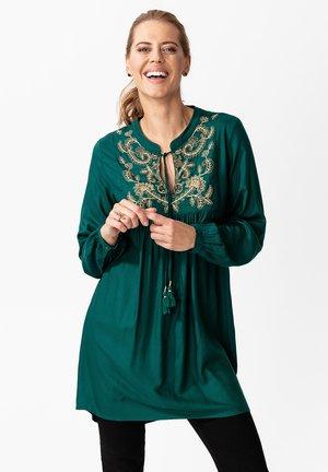 JAY - Korte jurk - green