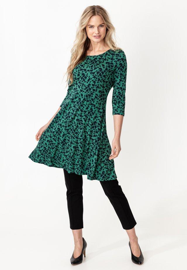 GINA - Jerseyjurk - green