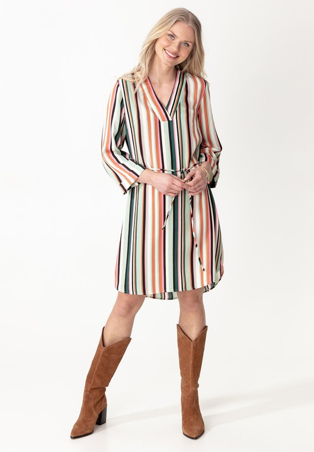 LINNEA - Korte jurk - multi-coloured