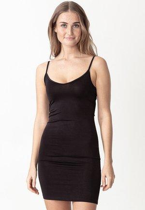 SINA - Sukienka etui - black