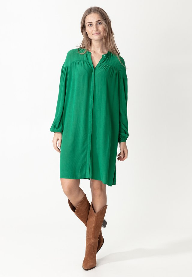 EMMA - Blousejurk - green