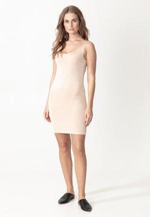 TUNIC SANNE - Shift dress - nude