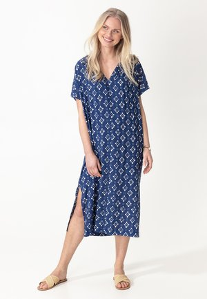 KAFTAN VISHA - Day dress - blue