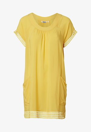 MARSHA - Robe d'été - yellow