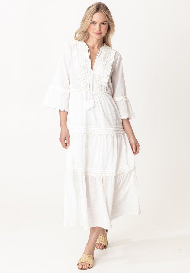 SIRI - Sukienka letnia - white